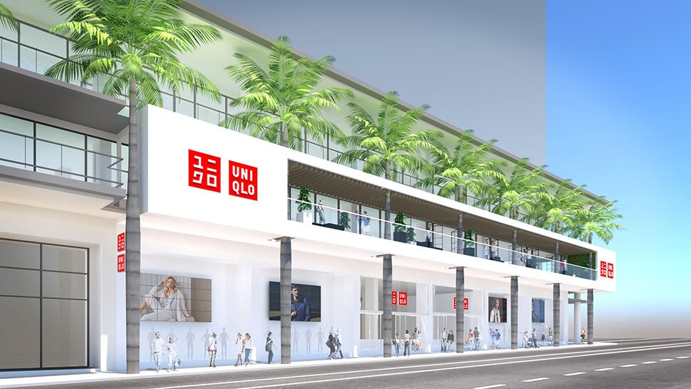 Uniqlo Is Opening Its Largest Store In The Philippines
