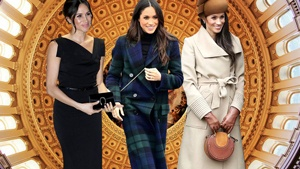 Here's How Meghan Markle's Style Has Evolved Through The Years