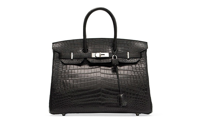 db9359f303d This lavishly priced handbag was inspired by the French actress Jane Birkin,  features exotic crocodile skin and 10 karats of white diamond.