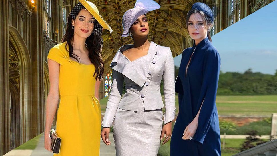 Check Out The Stylish Looks We Spotted At The Royal Wedding
