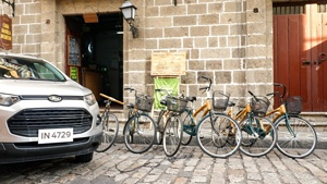 We Toured Intramuros On A Bamboo Bike And Here's What Happened