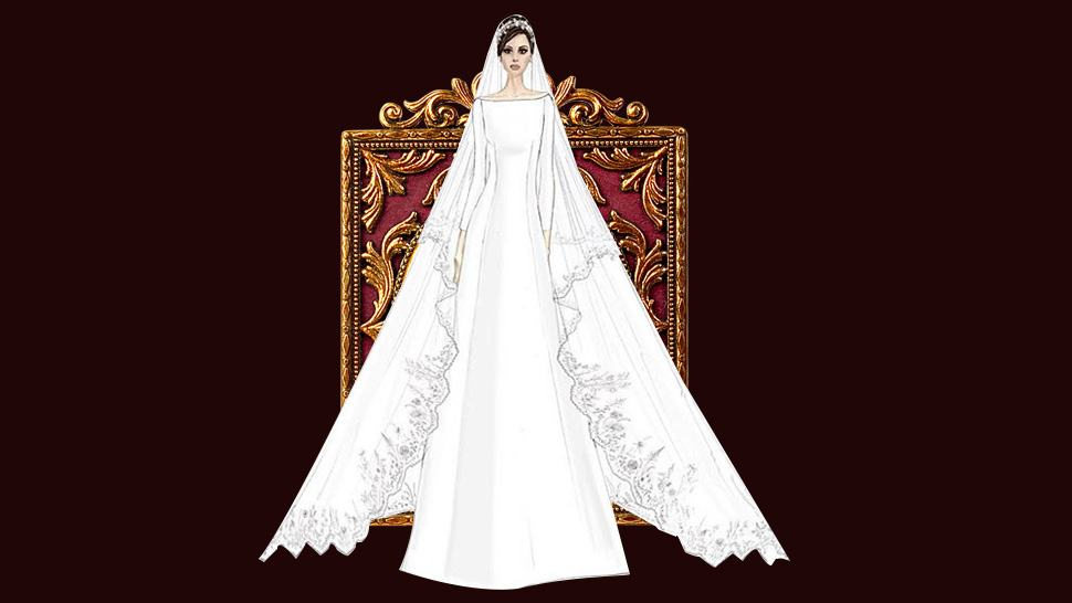 We Need To Talk About Meghan Markle's Wedding Gown