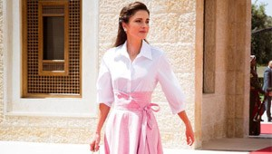 7 Ootds We're Itching To Cop From Queen Rania Of Jordan