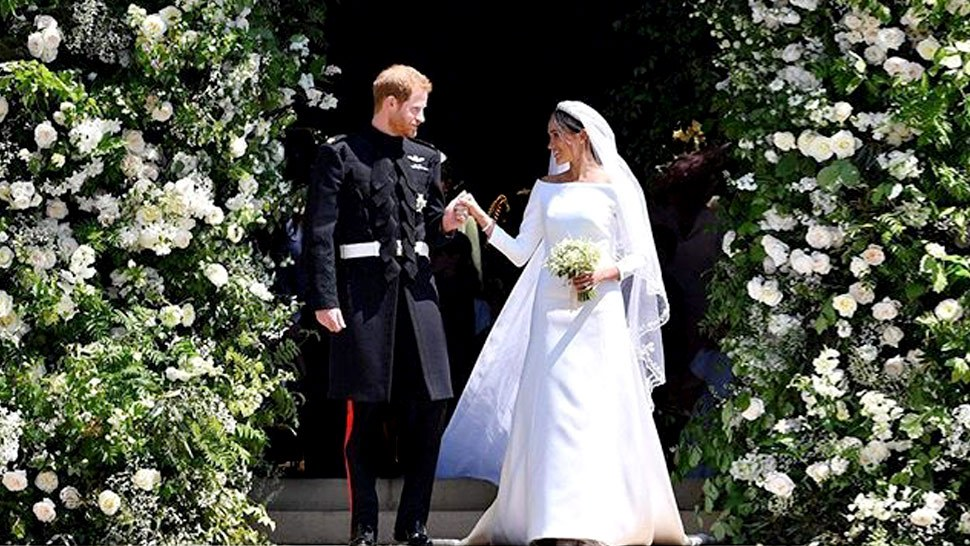 Here's Everything Prince Harry And Meghan Markle Said In Their Vows