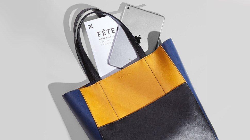 These Roomy Totes Are Perfect for On-the-Go Working Ladies