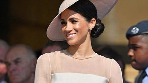Lotd: Meghan Markle's Post-wedding Look Is Super Chic