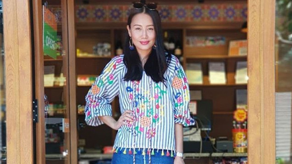 This Filipina Beauty Mogul Is Our New Summer OOTD Peg