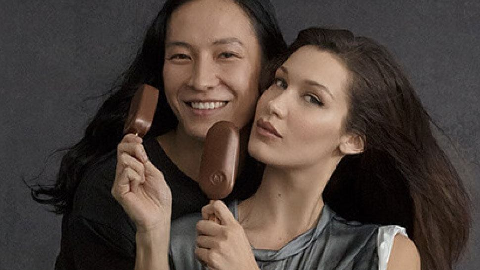 Alexender Wang and Bella Hadid Were Cute Together in Cannes
