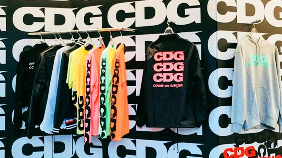 Here's Why We're Excited About Comme Des Garçons' Brand New CDG Line