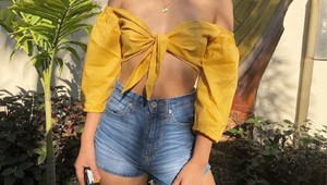 16 Adorable Knotted Tops Your Closet Needs This Summer