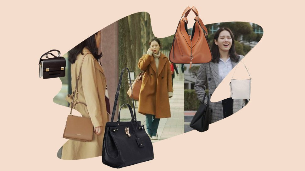 All The Designer Bags Son Ye Jin Carried In 'something In The Rain'