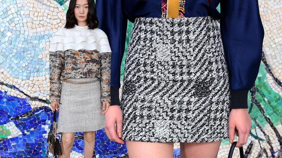 3 Cool, Updated Ways to Style a Miniskirt