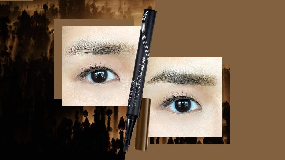 Review: We Tried An Eyebrow Pen That Claims To Mimic Microbladed Brows