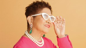 This 60-year-old Reveals How She Keeps Her Style Youthful