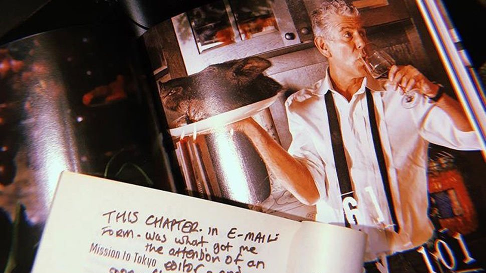 Anthony Bourdain Changed the Way We Eat and Live