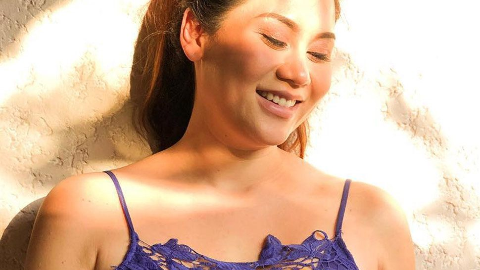 Cristalle Belo Reveals The Secrets Behind Her Pregnancy Glow