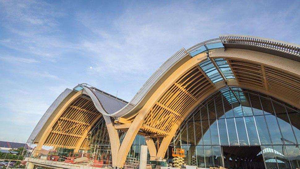 Cebu-mactan International Airport's New Resort Terminal Is Gorgeous