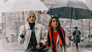 12 Stylish Rainy Day Outfits To Keep You Cozy Indoors