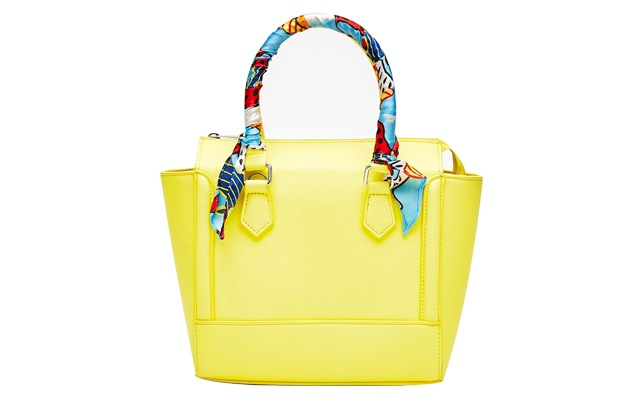 a5164395b39c 8. Push your boundaries and try a bright yellow bag for a punch of color in  your neutral-colored office OOTD.