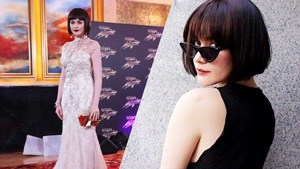 Was Bea Alonzo's Old Star Magic Ball Look The Peg For Her 2018 Haircut?
