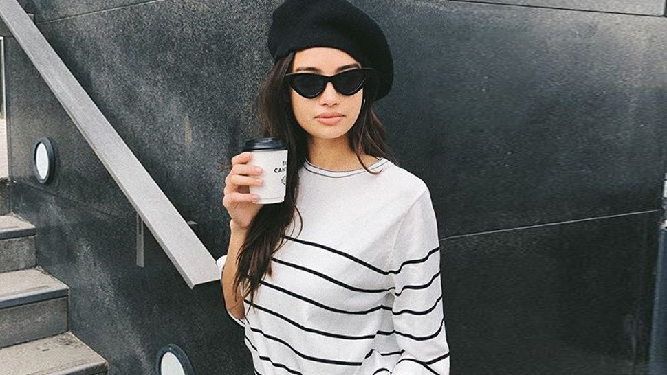 10 Ways to Wear Stripes According to Local Celebrities