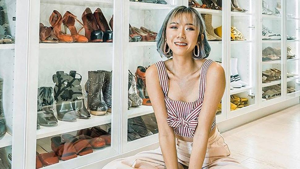Here's What's Inside A Fashion Influencer's Closet