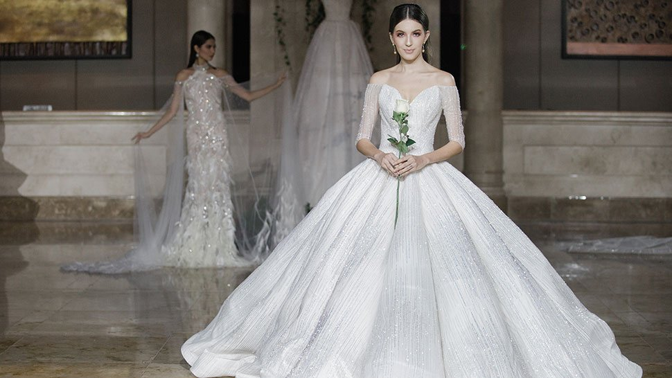 15 Wedding Gowns For Every Modern Filipina Bride
