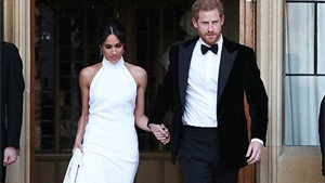 You Can Actually Buy Meghan Markle's Wedding Reception Dress