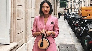 Lotd: Aimee Song Has A Cool Way To Dress Down Your Office Blazer