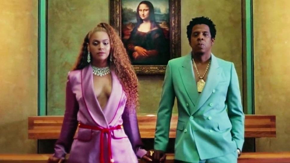 All the Looks Beyoncé Wore in Her Music Video with Jay-Z