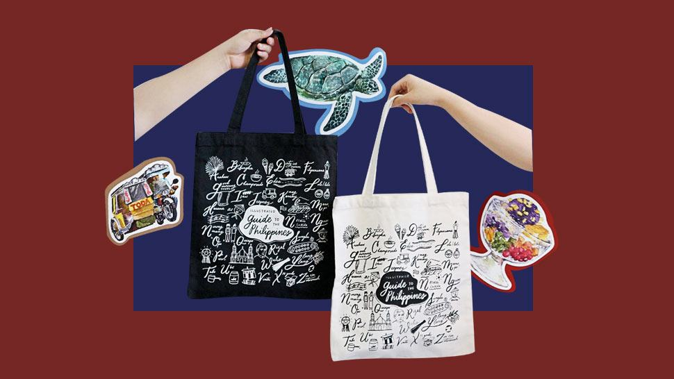 These Artists Created Super Cute Philippine Souvenirs for Go Lokal