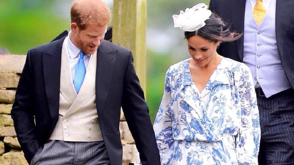What To Wear To A Garden Wedding, According To Meghan Markle
