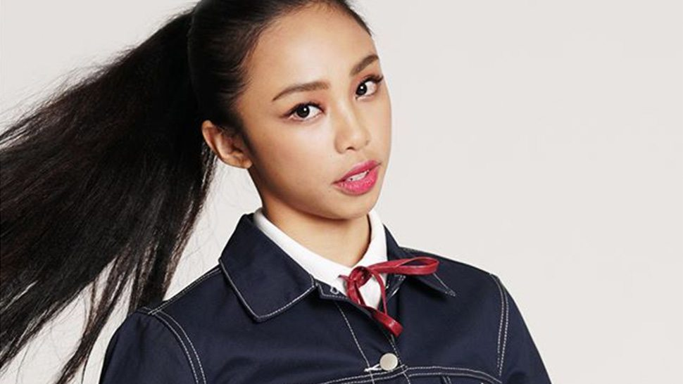 LOTD: Maymay Entrata Pulled a Blair Waldorf with Her Double Denim Look