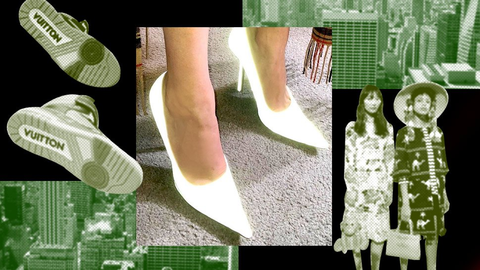 This Streetwear Brand Will Be Releasing Shoes That Are Literally Glowing