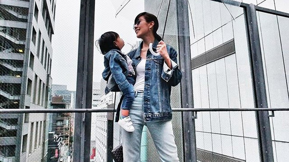 Liz Uy's Travel Ootds With Her Baby Are Too Adorable