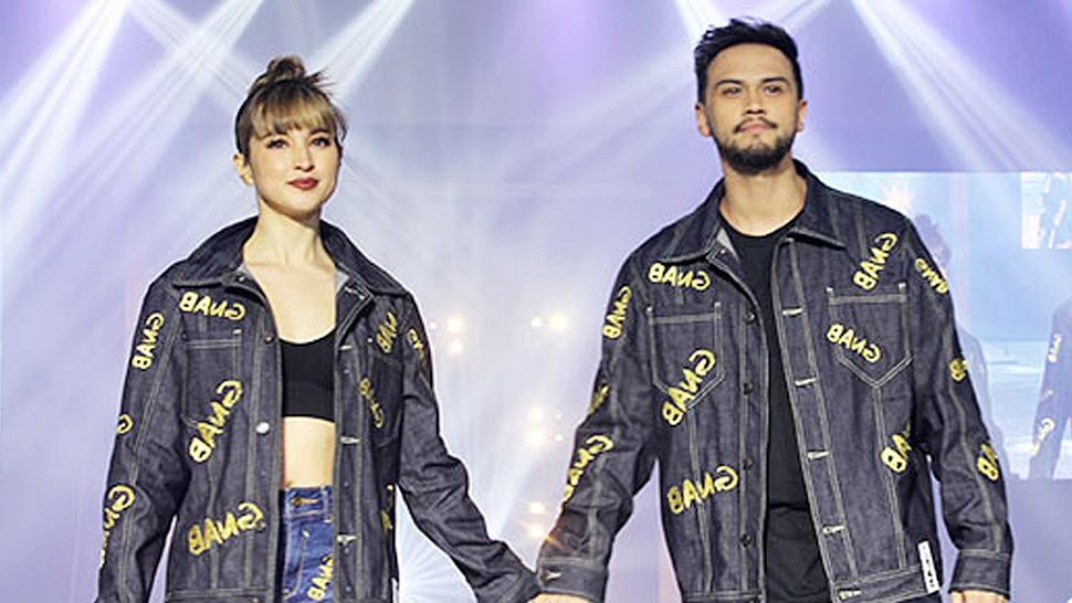 All The Celebrities Who Walked The Runway At Bang Pineda's Fashion Show