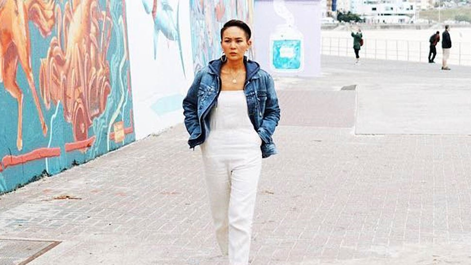 This Blogger Will Convince You To Wear White For Your Travel Ootds