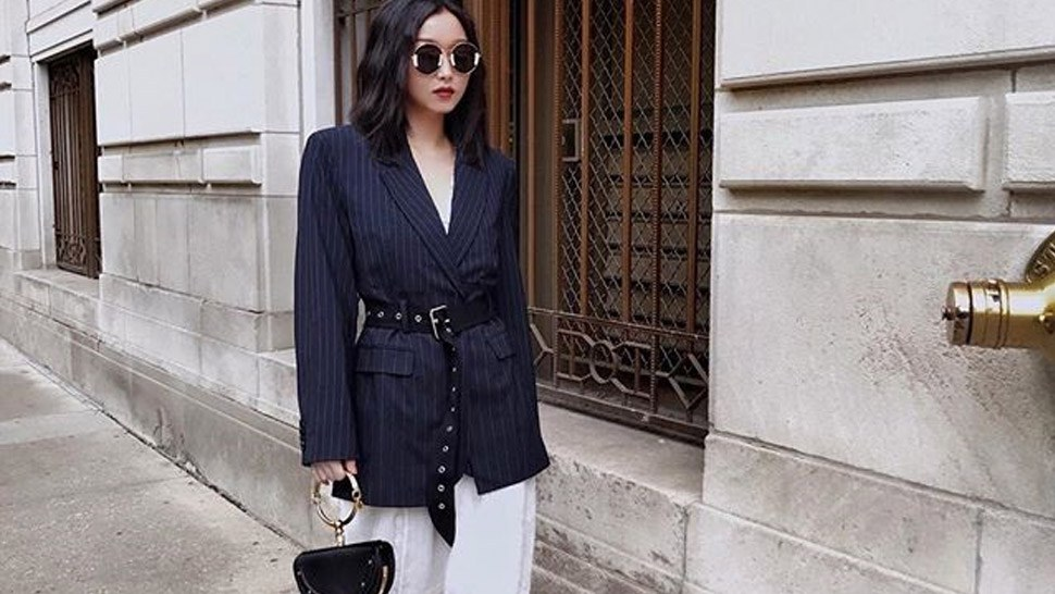 5 Instagram-Approved Ways to Look Slimmer in a Blazer