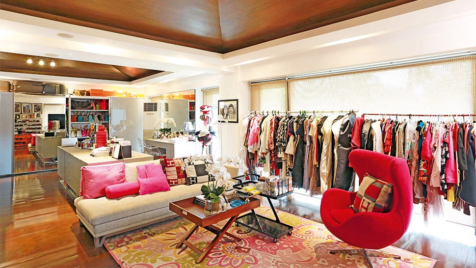 Can We Talk About Jinkee Pacquiao's Enormous Closet?