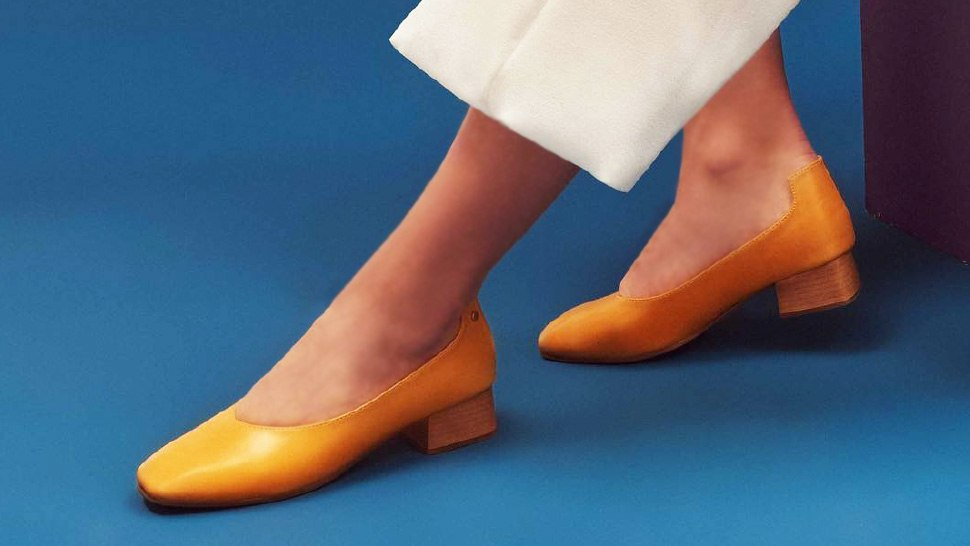 10 Stylish Pairs of Low-Heeled Pumps You Can Actually Wear to Work