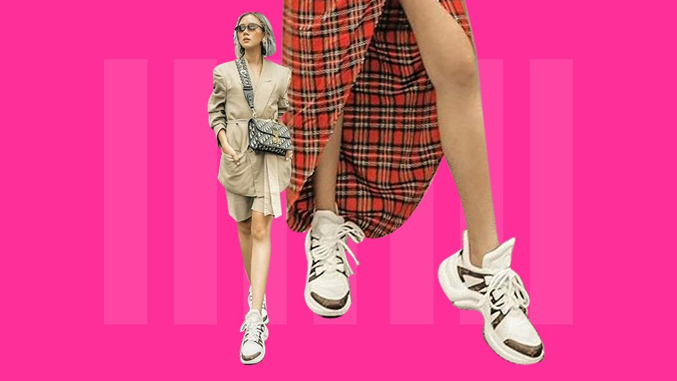 Barbie Feet Is The Instagram Pose You Need For Endless Legs