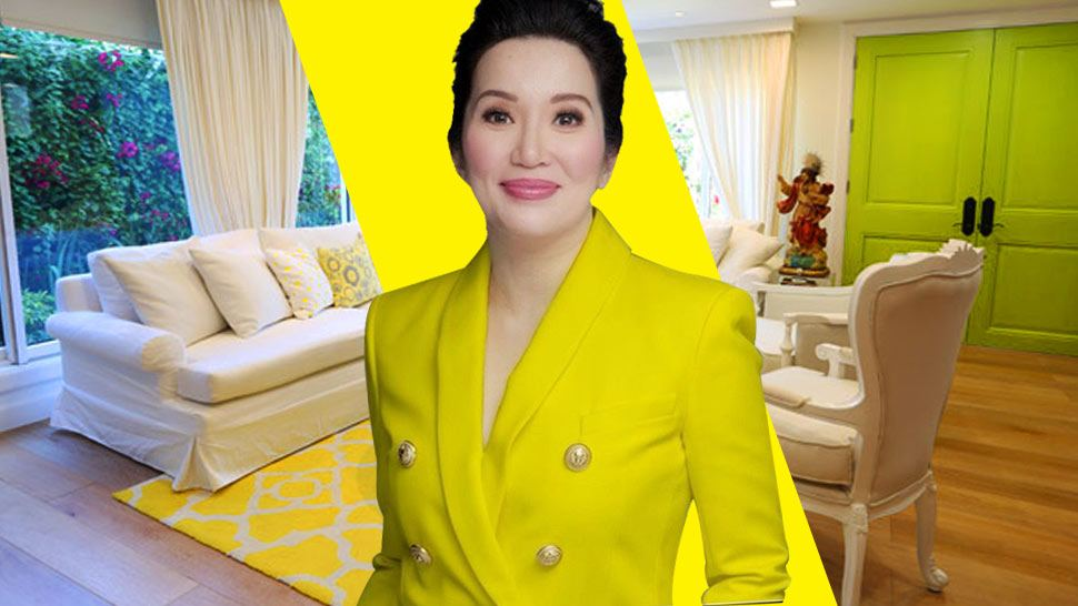 Kris Aquino\'s Former Three-storey House In Quezon City | Preview