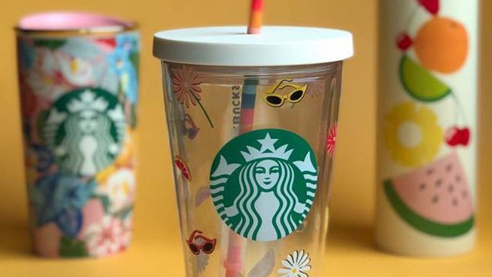 The New Starbucks x Ban.do Tumbler Collection Is Here and We're Obsessed