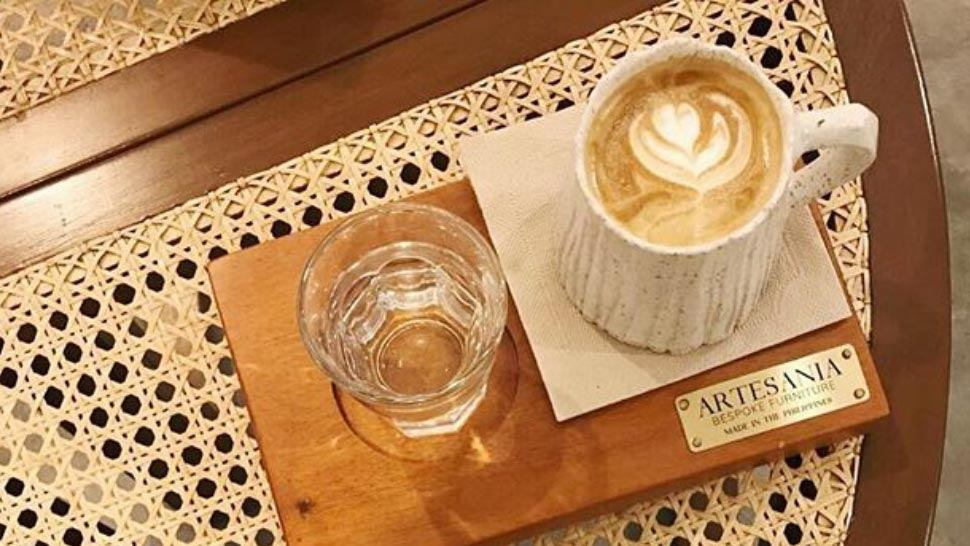 You'll Love This Cozy Café Hidden in a Furniture Showroom