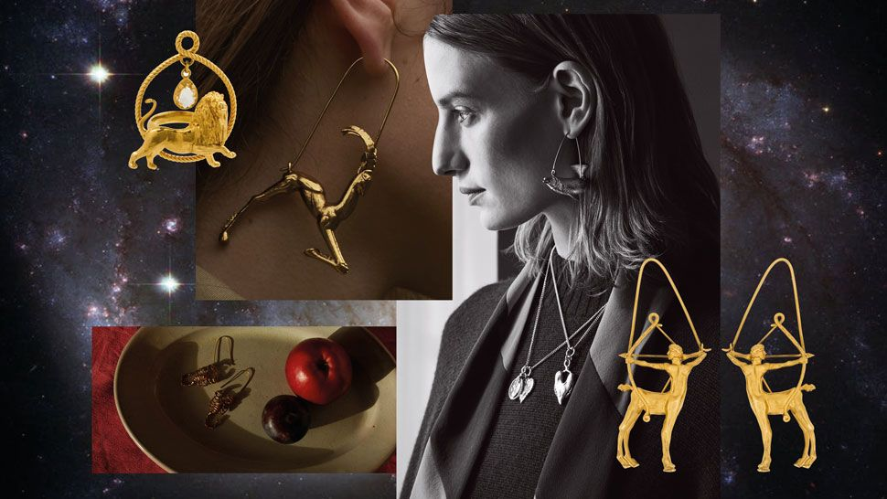 You Need to See This Jewelry Collection Based on the Zodiac