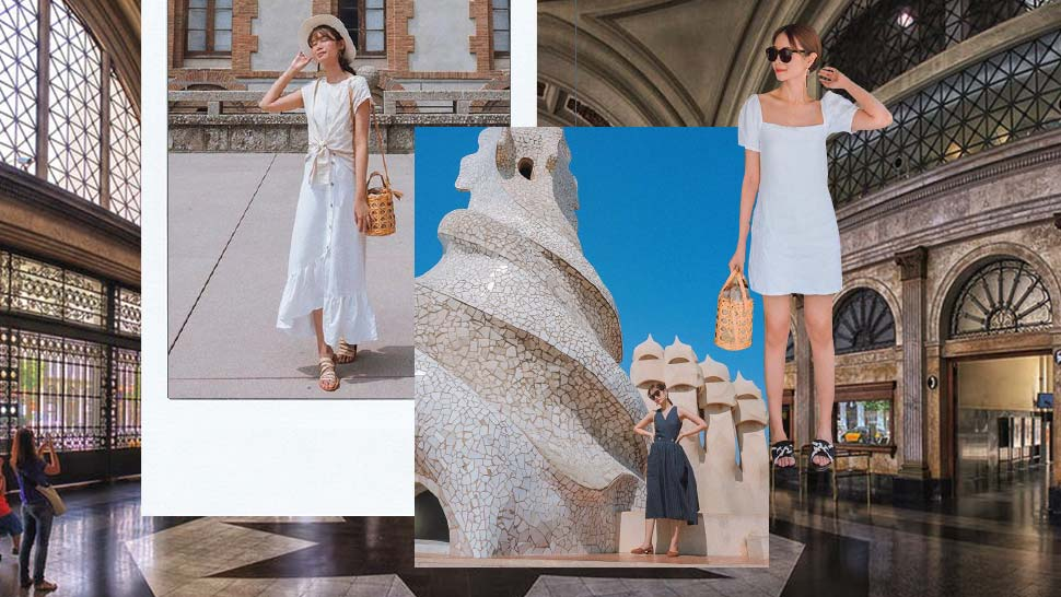 Tricia Gosingtian's Spain Ootds Are Your New Sweet, Summery Pegs