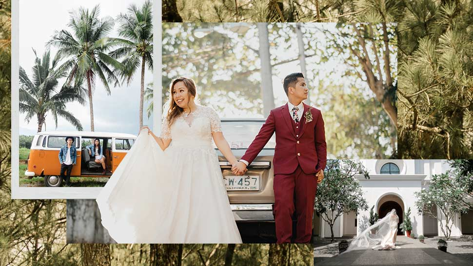 This Husband And Wife Can Take Your Instagram-perfect Wedding Photos