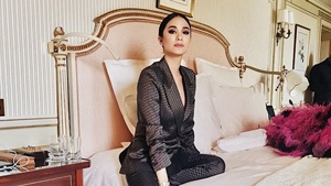 Heart Evangelista Shot An Ad Campaign For A French Label