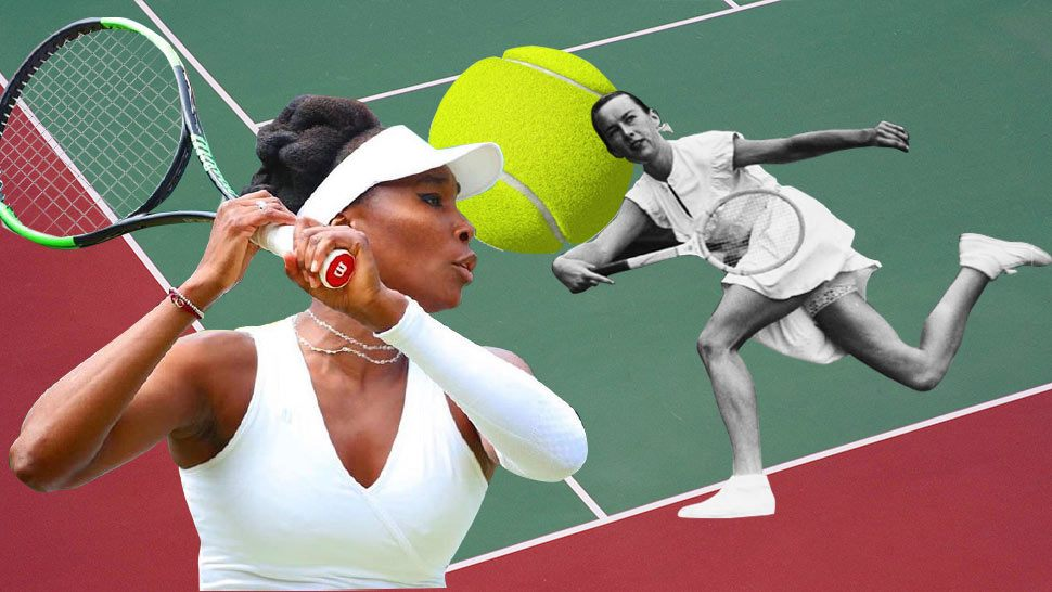 The Biggest Fashion Moments in Tennis History