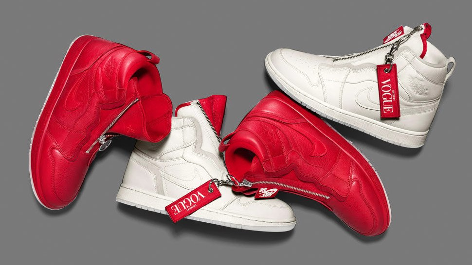 Anna Wintour's Air Jordan Collab with Nike Is the Sneaker of Our Dreams